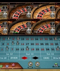 multiwheel roulette for free
